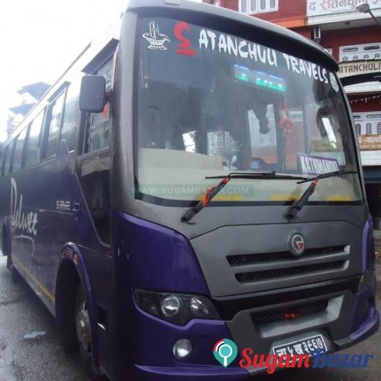 Satanchuli Delux Bus Service
