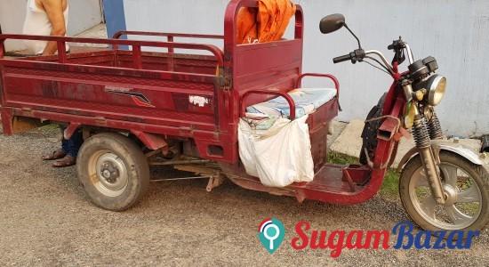 Electric Rickshaw around Narayangarh