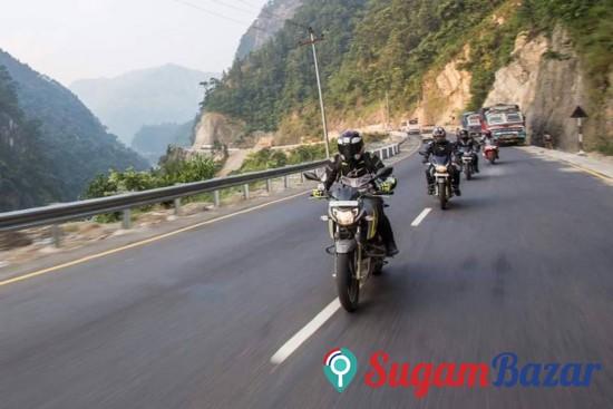 Narayangarh Mugling Road