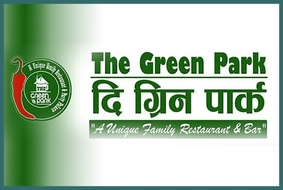 The Green park Restaurant and  Party Palace