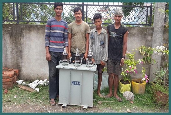 Field Electrical Work