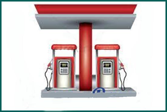 Fuel Pump, Bharatpur Metro. City