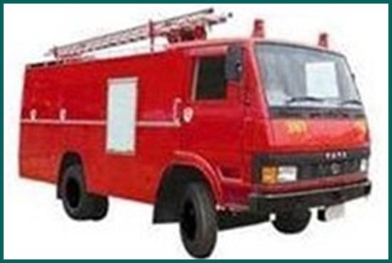 Fire Truck - Madi Municipality