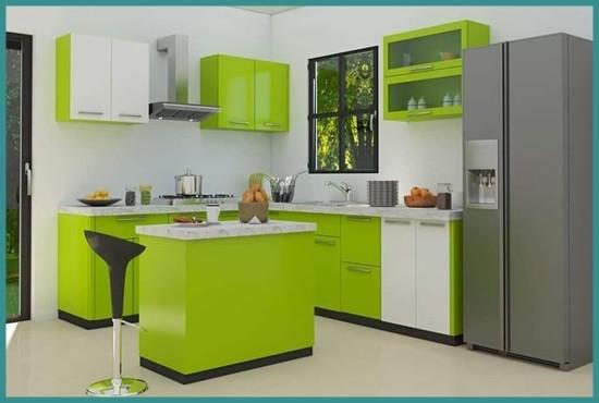 Hamro Modular Kitchen Concept