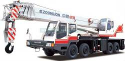 Up to 50 Tons Crane Service