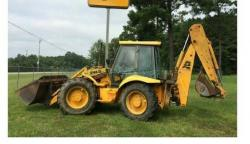 JCB on hire