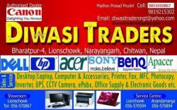 """Diwasi Traders """"Computer Traders"""""""