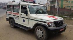 Ambulance Service, Devghat, Tanahu.