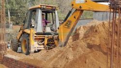 Excavator / JCB On Ret, Bharatpur.