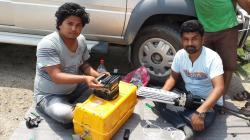 Optical Fiber Connection & Repairing