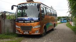 Narayangarh Pokhara Bus Service