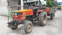 Tractor On Hire
