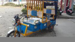E Rickshaw, Bharatpur-Narayangarh.