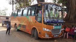 Narayangarh - Pokhara Bus Service